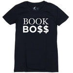 Women's Book Bo$$ (Black)