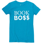 Women's Book Bo$$ (Bondi Blue)
