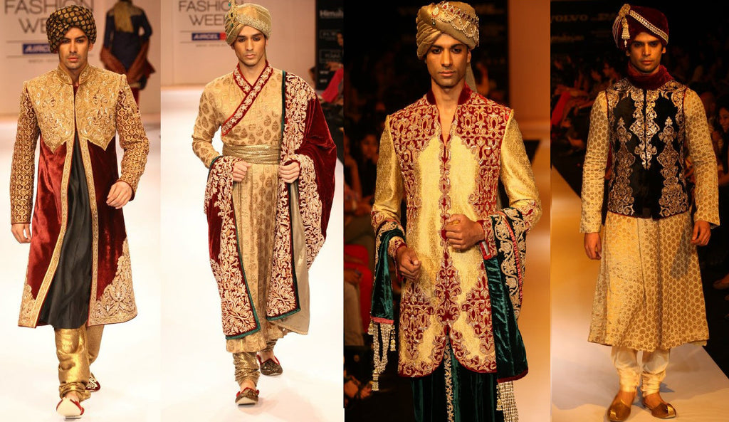 Fashion Shows - Sherwanis and Bridal Wear