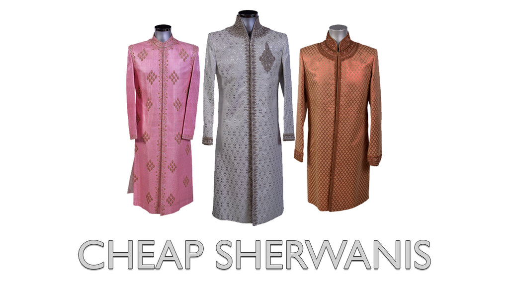 Cheap Sherwanis