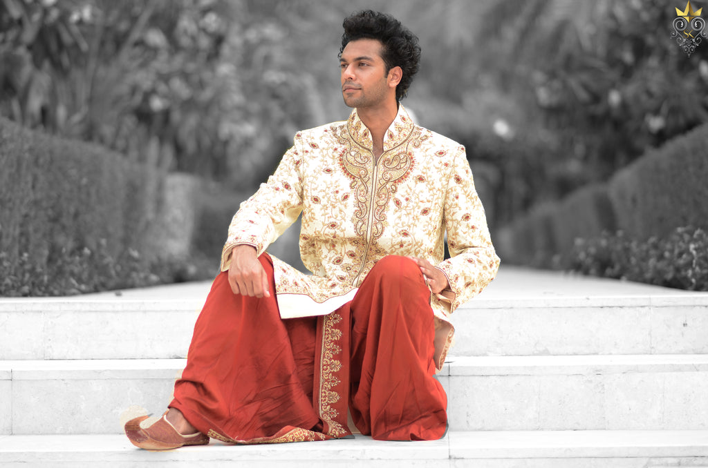 History and Evolution of a Sherwani