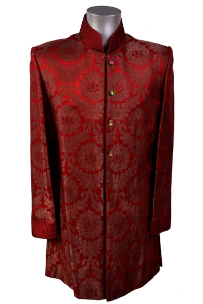 Hammond - Red Sherwani