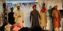 Sherwani King Fashion Show