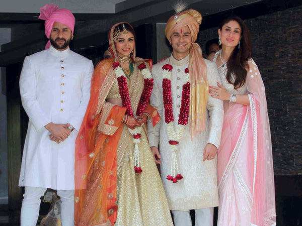 Soha Ali Khan Wedding