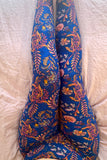 Yoga Waist Multicolor Paisley Boho Print Leggings