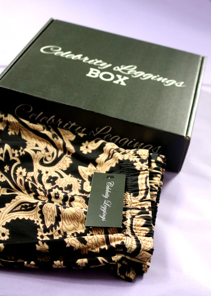 Celebrity Leggings Box (Queen Size)