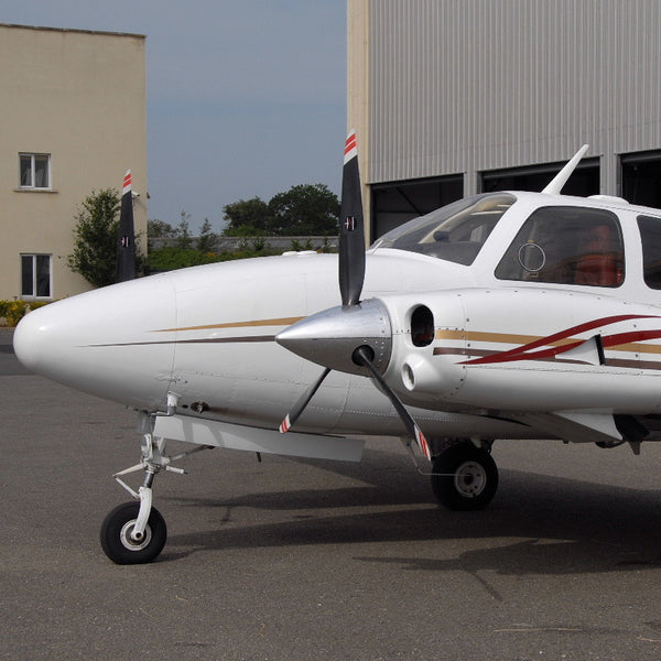 Beech 58P Late Model N65MJ