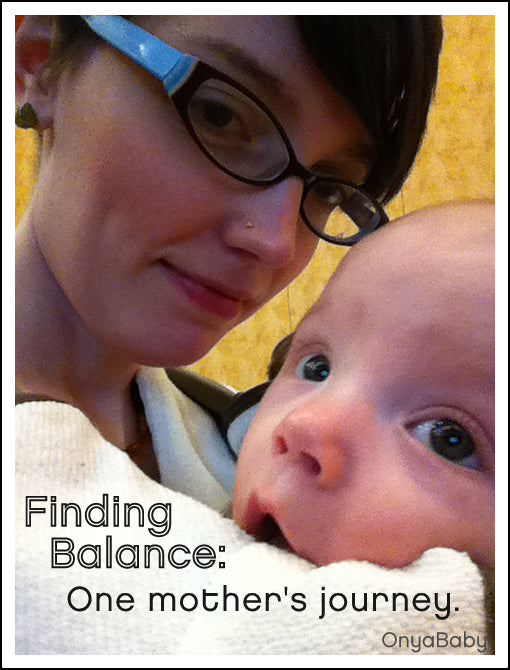 Finding Balance: One Mother's Journey