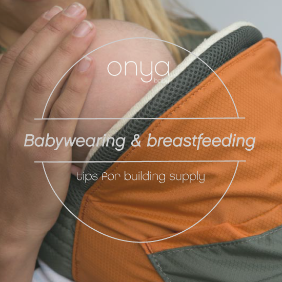 Tips for building a breastfeeding supply
