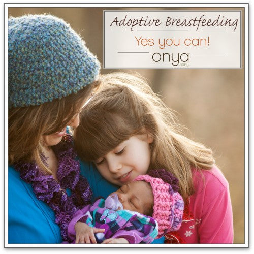 With a little information and determination, you can breastfeed your adopted baby.
