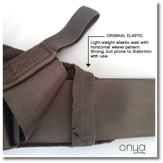 Original Onya Baby Carrier Elastic