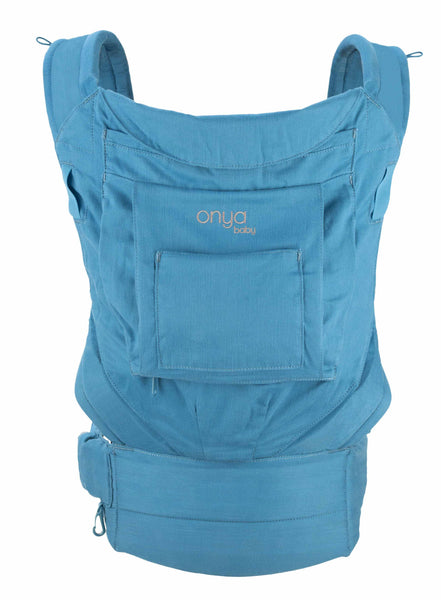 Onya Baby Carrier Cruiser Lapis Blue