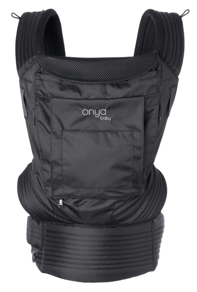 Onya Baby Carrier Outback Jet Black