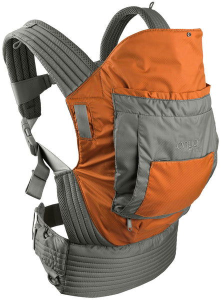 Onya Baby Carrier Outback Burnt Orange