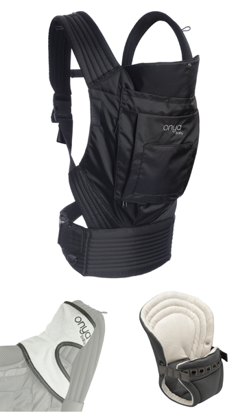 Infant to Toddler Bundle - Outback - Jet Black - OnyaBaby.com