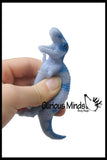 Tiny Stretchy Dinosaurs Animal - Sensory Fidget Toy - Dino Party Favor