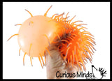 "6"" Puffer Ball -  Indoor Soft Hairy Air-Filled Sensory Ball"