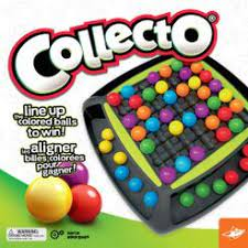 Collecto Game - Color Matching Strategy Game