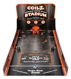 Coilz Game - Metal Springs - Flip and Shoot for Points.