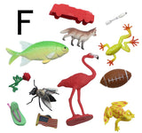 z ALPHABET OBJECTS BY LETTER F