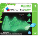 Magna-Tiles® Glow in the Dark 16-Piece Set (Free Shipping)