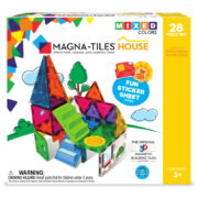 Magna-Tiles® House 28-Piece Set (Free Shipping)