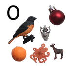 z ALPHABET OBJECTS BY LETTER O