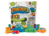 Mad MattR Building Set with Tools - Sand/Doh - Stretchy Soft Moving Sand-Like  putty/dough/slime
