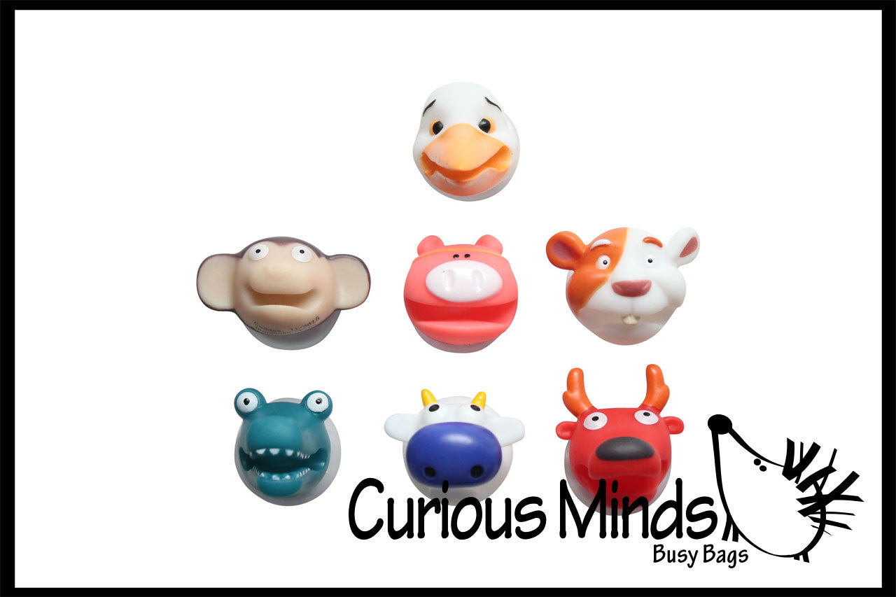 SALE - Cute Animal Suction Cup Pen Pencil Holder