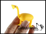 Suction Cup Animals - Water Bath Toy