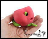 Apple and Worms Peek a Boo Fidget Toy OT