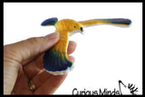 Balancing Bird - Magic Fidget Toy - Physics and Gravity Novelty Trick - Office Fidget - Science Desktop Toy