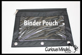 CLEARANCE - SALE - Binder Pouch Upgrade