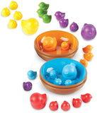 Bird Nest Color Sorting Activity - Cute Learning Toy