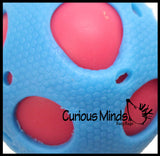 Squishy Blob Webby Mesh Ball - Squishy Fidget Ball