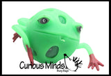 Squishy Frog Fidget Toy