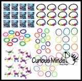 Fidget Bracelet Bundle - Wearable Fidgets -  Sensory Fidget Toy