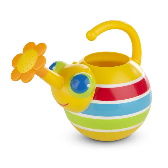 Adorable Bug Watering can -  Bath and Pool Toy - Garden Toy