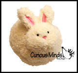 Cute Plush Bunny Rabbit - Soft Stuffed Animal for Easter Bunnies for Baskets