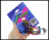 Chinese Jump Rope - Classic Outside Active Toy - Tweens and Teens
