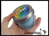 Cloud Cotton Web Sand/Doh - Stretchy Fluffy Soft Moving Sand-Like  putty/dough/slime