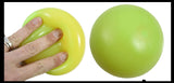"2.5"" Color Changing Squeeze Stress Balls  -  Sensory, Stress, Fidget Toy - Magic Squeeze to Blend to New Color"