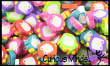 144 (12 Dozen) Colorful Cute Penguin Mini Erasers - Novelty and Functional Adorable Eraser Novelty Treasure Prize, School Classroom Supply, Math Counters - Sorting - Winter Party Favor