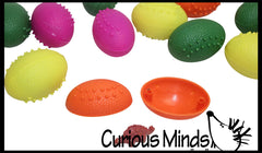 12 Dinosaur Egg Party Favor - Surprise Egg with Mystery Dinosaur - Goody Bag