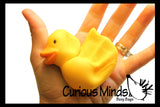 Cute Squishy Slow Rise Duck -  Scented Sensory, Stress, Fidget Toy - Easter Ducky