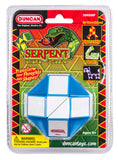 Duncan Serpent Snake Puzzle Multi-Colored Puzzle Speed Cube Games - Problem-Solving Brain Teaser Logic Toys - Travel Toy Fidget