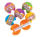 CLEARANCE - SALE - Pre-Filled Religious Bible Verse Fortune Cookie Easter Eggs -  Toy - Easter Hunt
