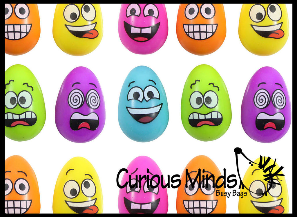 Easter 48 Cute Chick Bouncy Balls Small Novelty Prize Toy Party Favors