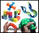 Fidget Toy Bundle #4- Fidget Set for Students, Adults and Children