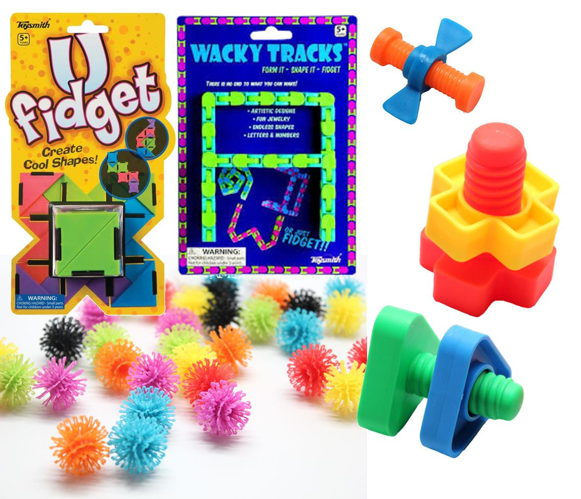 Toys For Sensory : Toy fidget bundle occupational therapy asd autism